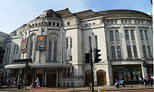 Catford - The Broadway Theatre.