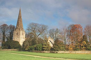 Broadwell, Oxfordshire village and civil parish in West Oxfordshire, England