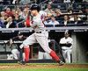 Brock Holt batting in game against Yankees 09-27-16 (3).jpeg