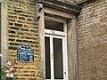Bronte birthplace commemorative plaque - geograph.org.uk - 39908.jpg