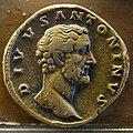 Bronze sestertius Antoninus MBA Lyon.jpg
