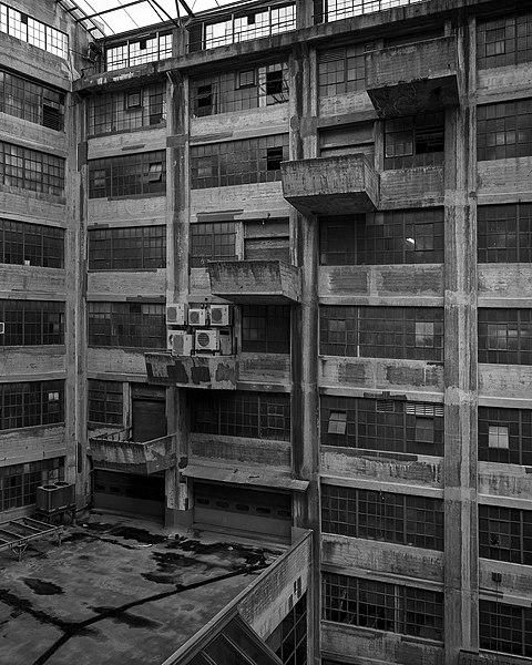 File:Brooklyn Army Terminal building one.jpg