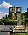 Brougton Silver Jubilee Clock - geograph.org.uk - 1410948.jpg