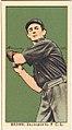 Brown, Sacramento Team, baseball card portrait LCCN2008677319.jpg