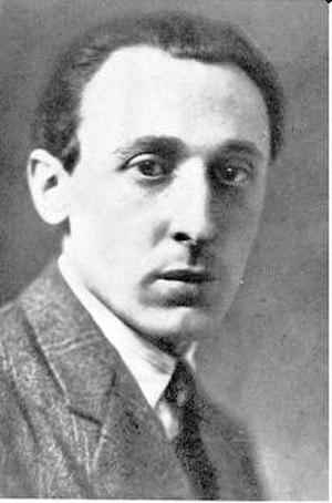 Bruno Jasieński - Bruno Jasieński