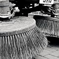 Brushes, cleaning the streets after London 2012 (7705489260).jpg