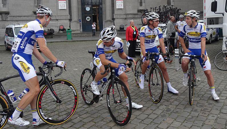 Bruxelles et Etterbeek - Brussels Cycling Classic, 6 septembre 2014, départ (A259).JPG