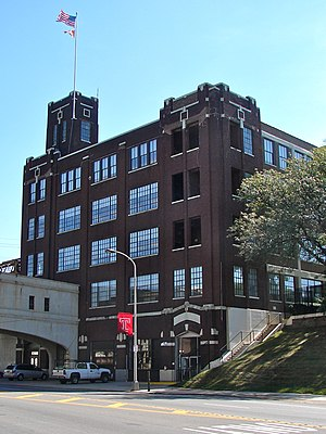 Budd Company - The Budd manufacturing facility in Philadelphia