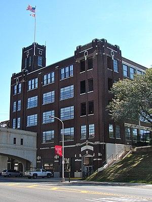 Budd Company - The Budd manufacturing facility in Philadelphia