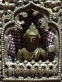 Buddha detail, Gau with Buddha, 18th century, Dayton Art Institute (cropped).JPG
