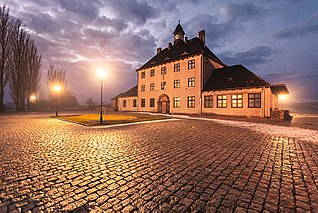 Zalesie Śląskie Village in Opole Voivodeship, Poland