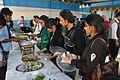 Buffet Lunch - International Photographic Conference - Photographic Association of Dum Dum - Birla Industrial & Technological Museum - Kolkata 2014-01-25 7478.JPG