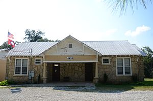 National Register of Historic Places listings in Baxter County, Arkansas - Image: Buford School Building