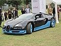 Bugatti Veyron at Chelsea Auto Legends 2012 (Ank Kumar) 08.jpg