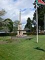Builth Wells War Memorial - geograph.org.uk - 1566793.jpg