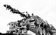 Bundesarchiv Bild 101I-721-0399-11, Frankreich, Panzertransport mit der Eisenbahn