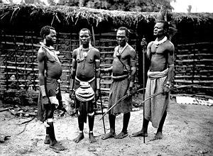 Gogo people - Wagogo (1906)