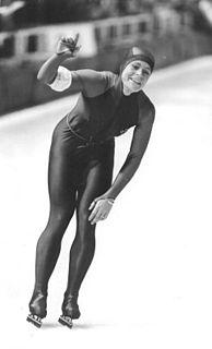 Gunda Niemann-Stirnemann German speed skater