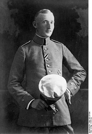 Albert Leo Schlageter - Albert Leo Schlageter, 1918