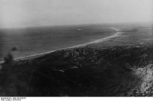 Landing at Suvla Bay - The Suvla Bay in 1915