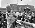 Bundestrasze 403 te Coevorden officieel in gebruik geste de Bisschop van Munster, Bestanddeelnr 915-0755.jpg