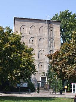 Valentin-Bauer-Straße in Ludwigshafen am Rhein