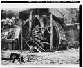 Burden Iron Works, Water Wheel, U.S. Route 4, Troy, Rensselaer County, NY HAER NY,42-TROY,7B-1.tif