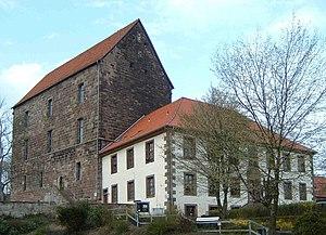 Hardegsen - Hardeg Castle