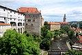 Burg und Schloss Český Krumlov an der Moldau - panoramio.jpg