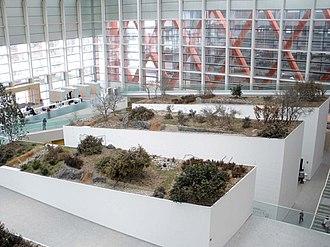 Museum of Human Evolution - Image: Burgos Museo de la Evolución Humana (MEH), interiores 12