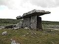 Burren - R480 - Poulnabrone Dolmen - panoramio (2).jpg