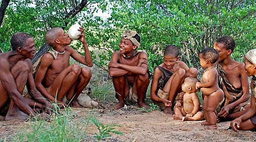 Bushman-family