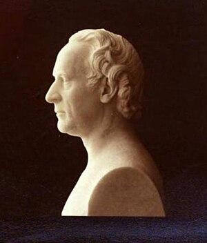 Benjamin Ogle Tayloe - Bust of Benjamin Ogle Tayloe by Powers