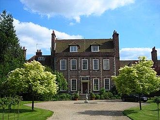 Dower house - Byfleet Manor