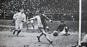 Coupe de France - 1920 final between CA Paris and Le Havre