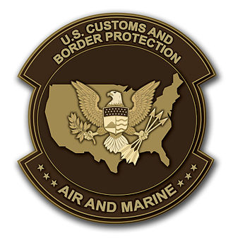 2014 American immigration crisis - Customs and Border Protection Seal