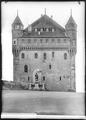 CH-NB - Lausanne, Château Saint-Maire, vue d'ensemble extérieure - Collection Max van Berchem - EAD-7268.tif