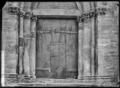 CH-NB - Sion, Basilique de Valère, Portail, vue d'ensemble - Collection Max van Berchem - EAD-8631.tif