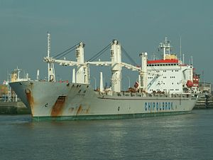 CHONG MING - IMO 8821943 - Callsign BOPK, Port of Antwerp 30-Aug-2005.jpg