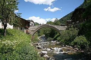 Binn - Binn bridge