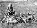 COLLECTIE TROPENMUSEUM 'Martua omaoma' de plechtige inleiding (door gebed en formaliteit) van de sawahbewerking Samosir TMnr 10011035.jpg