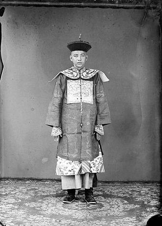 Bangil - A portrait of a Kapitan Cina in Bangil