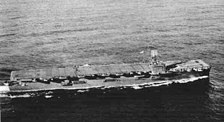 USS <i>Gambier Bay</i> US aircraft carrier