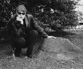 Caitlín R. Kiernan - Kiernan in 2001.