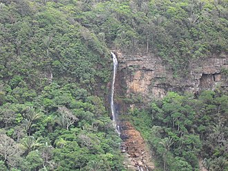 Ubajara National Park - Image: Cachoeira em Ubajara