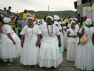 Demographics of Brazil - Brazilians of African descent in Bahia.