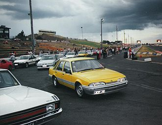 Calder Park Raceway - Legal Off Street Drag Racing night at Calder Park