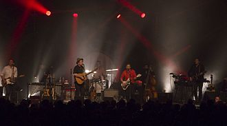 Calexico (band) - Zelt-Musik-Festival 2016 in Freiburg, Germany