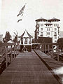 California Cycleway looking toward Hotel Green 1904 or 1905.jpg