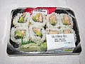 California Roll 8 pack from Super Mira Market 1 (27656159102).jpg